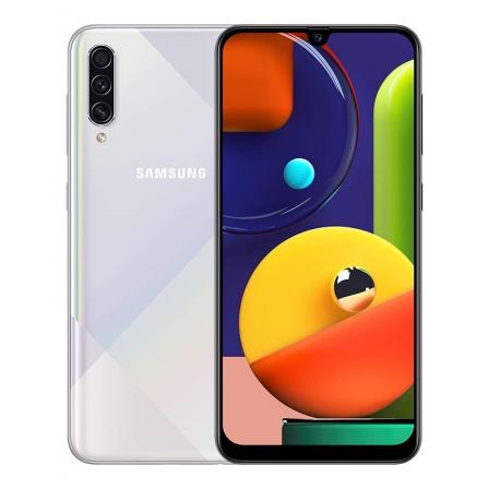 Смартфон Samsung Galaxy A50s 6/128Gb White (SM-A5070)