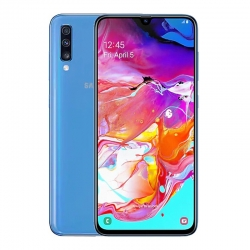 Смартфон Samsung Galaxy A70 6/128Gb Blue (SM-A7050)