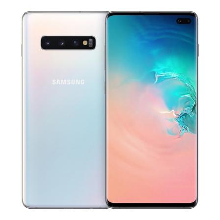 Смартфон Samsung Galaxy S10+ 8/512Gb Ceramic White (SM-G9750) |Snapdragon Ver.|