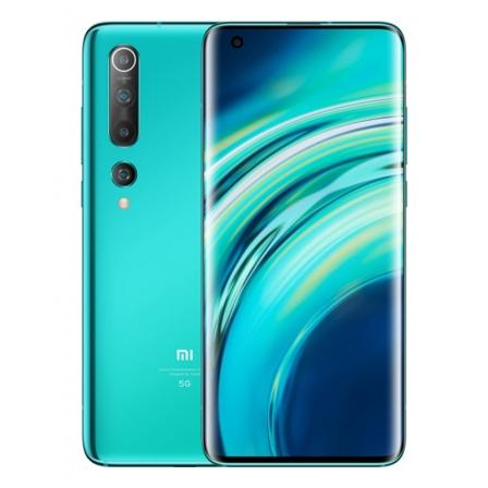 Смартфон Xiaomi Mi 10 8/256Gb Coral Green  Global EU 