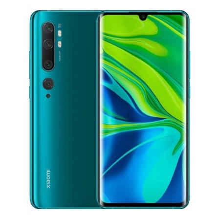 Смартфон Xiaomi Mi Note 10 6/128Gb Aurora Green  Global 