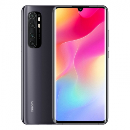 Смартфон Xiaomi Mi Note 10 Lite 6/64Gb Midnight Black |Global|