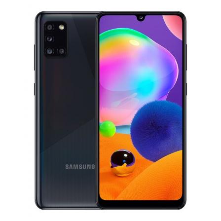 Смартфон Samsung Galaxy A31 4/128GB Black (SM-A315FZKV)