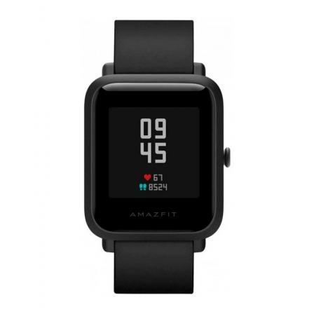 Смарт-часы Amazfit Bip S Carbon Black