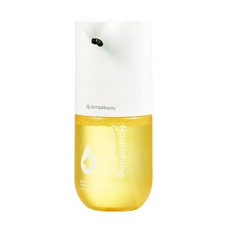 Автоматический дозатор жидкого мыла Xiaomi Simpleway Yellow