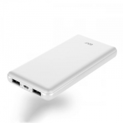Power Bank Golf 2 G56 10000 mAh White
