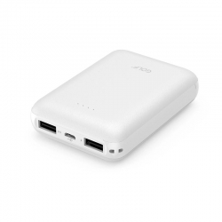 Power Bank Golf 2 G62 10000 mAh White