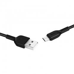 Кабель HOCO Micro USB X20 |3m| Black
