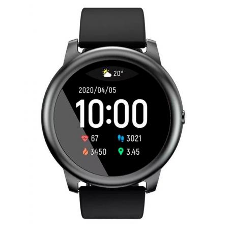 Смарт-годинник Xiaomi Haylou Solar LS05 Black