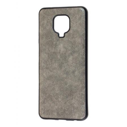 Чехол Lava Line Xiaomi Redmi Note 9S / 9 Pro Gray