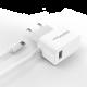 Сетевое зарядное устройство Energo 1.5A EP-102 White