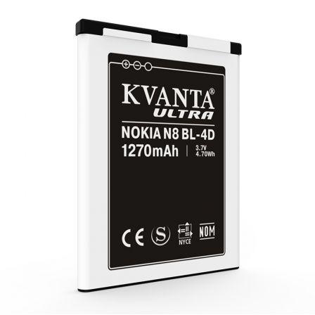 Kvanta Ultra Nokia BL-4D 1270 mAh