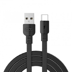 Адаптер USB Golf GC-66t Type-C Black