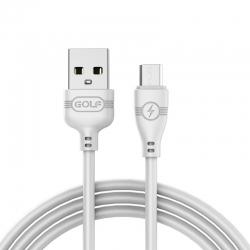 Адаптер USB Golf GC-63M Micro White