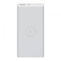 Зовнішній акумулятор (Power Bank) Xiaomi Mi Wireless Youth Edition 10000 mAh White