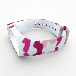 Ремешок Xiaomi Mi Band 5 Military Pink