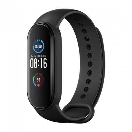Фитнес-браслет Xiaomi Mi Smart Band 5 Global Black