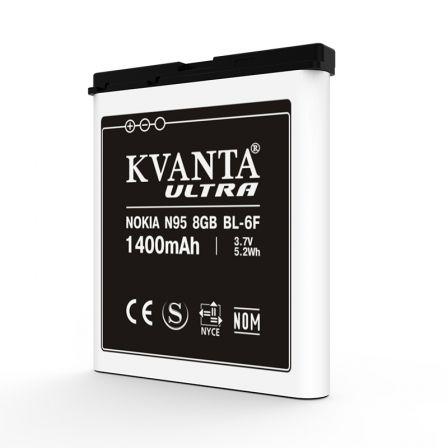 Аккумулятор Nokia BL-6F 1400 mAh