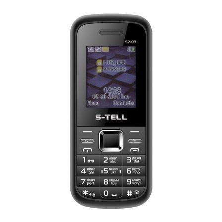 S-TELL S2-03 Black