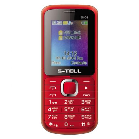 S-TELL S1-02 red