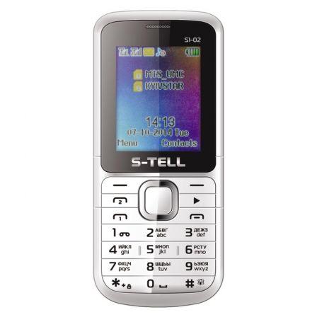 S-TELL S1-02 white