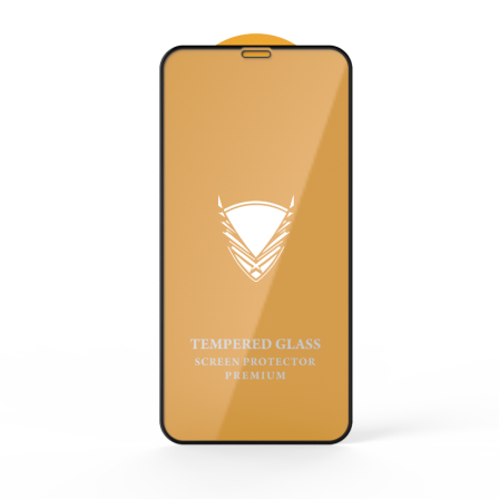 Защитное стекло 9H  Xiaomi Redmi 9 Black