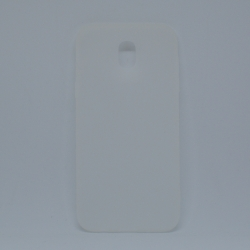 Чохол-накладка Samsung G530 Clear