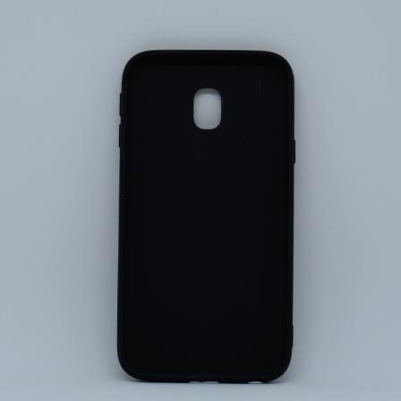 Чехол-накладка Samsung J330 Black
