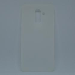 Чохол-накладка Samsung A6 Plus White
