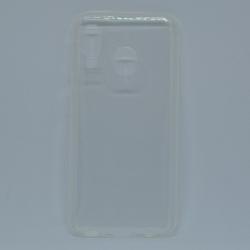 Чехол-накладка Samsung A40 Clear
