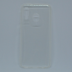 Чохол-накладка Samsung A40 Clear