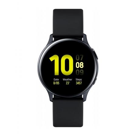 Смарт-часы Samsung Galaxy Watch Active 2 44mm Black Aluminium (SM-R820NZKA)