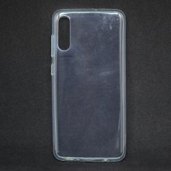 Чохол-накладка Samsung A 70S Clear