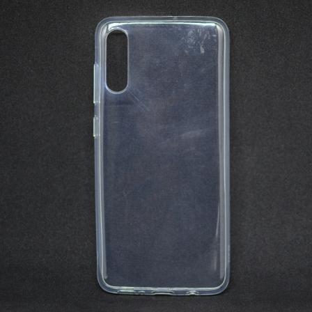 Чехол-накладка Samsung A 70S Clear