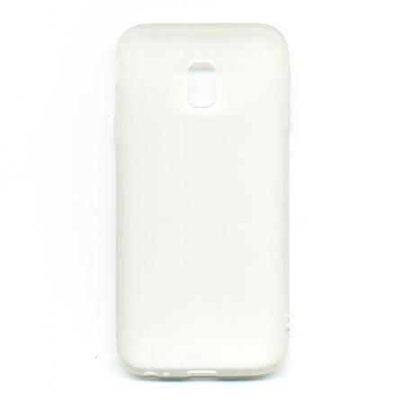 Чехол-накладка Samsung J330 White