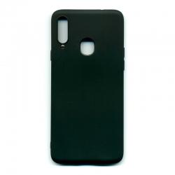 Чехол-накладка Samsung A20S Black