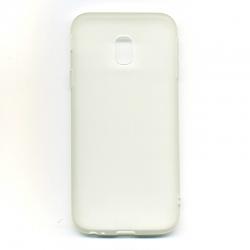 Чохол-накладка Samsung  J330 White