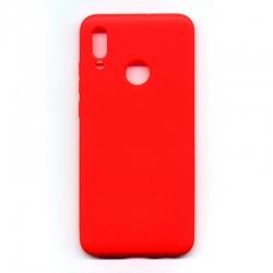 Чехол-накладка Huawei P Smart 2019 Red