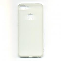 Чехол-накладка Huawei P Smart White