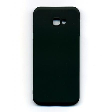Чехол-накладка Samsung J4 Plus Black