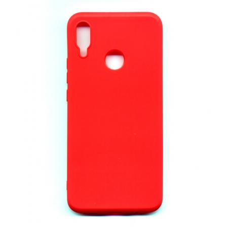 Чехол-накладка Huawei P Smart Plus Red
