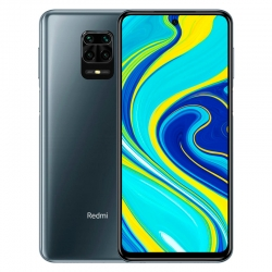 Xiaomi Redmi Note 9 4/128GB Black NFC