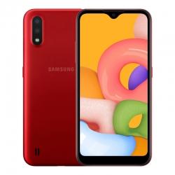 Смартфон Samsung Galaxy A01 Core 1/16GB Red (SM-A013FZRD)