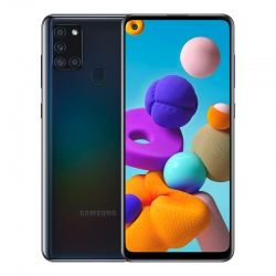 Смартфон Samsung Galaxy A21s 3/32GB Black (SM-A217FZKN)