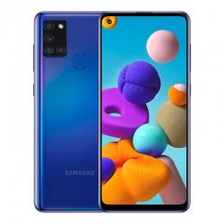 Смартфон Samsung Galaxy A21s 3/32GB Blue (SM-A217FZKN)