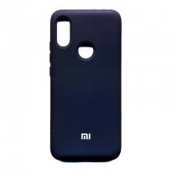 Чохол-накладка Strong Case Xiaomi Redmi 7 Blue