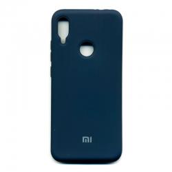 Чохол-накладка Strong Brand Xiaomi Redmi Note 7 Blue