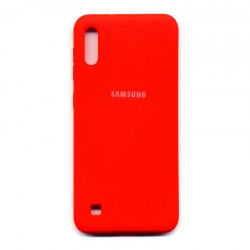 Чохол-накладка Strong Case Samsung Galaxy A10 Red