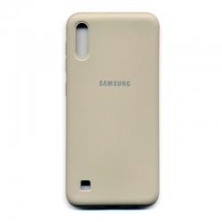 Чехол-накладка Strong Case Samsung Galaxy A10 Green