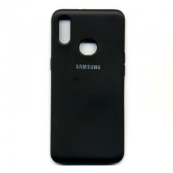 Чехол-накладка Strong Case Samsung Galaxy A10s Black